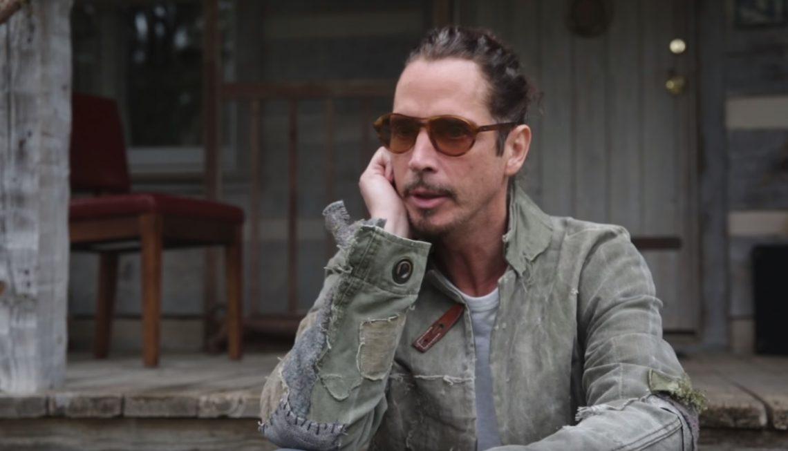 Δείτε τον Chris Cornell να μιλάει λίγο πριν τον θάνατο του για το τραγούδι που έγραψε σε στίχους Johnny Cash - Roxx.gr