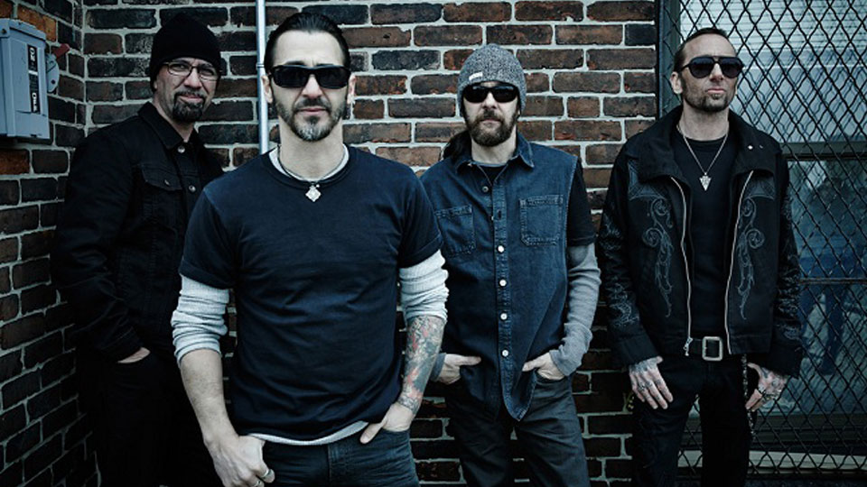 Όλες οι λεπτομέρειες για το νέο άλμπουμ των Godsmack - Roxx.gr