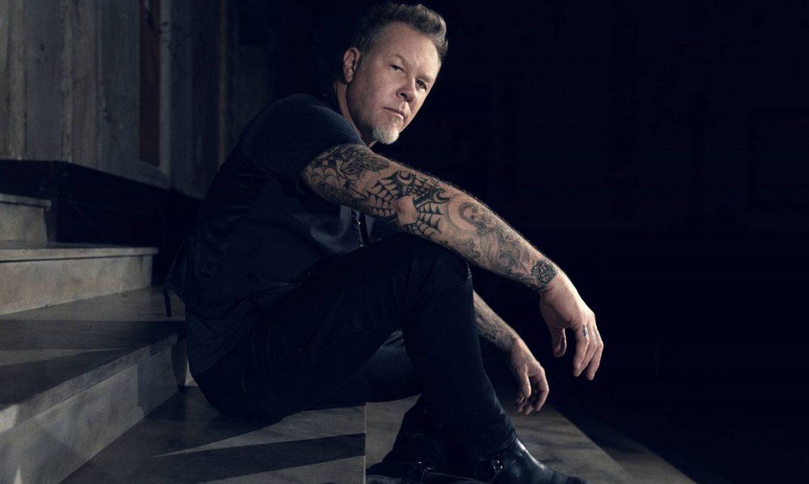 Ρόλο σε ταινία για serial-killer πήρε ο James Hetfield! - Roxx.gr