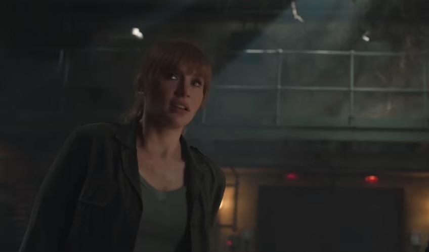 Στο νέο trailer του Jurassic World ο δεινόσαυρος κάνει ντου σε παιδικό δωμάτιο! - Roxx.gr