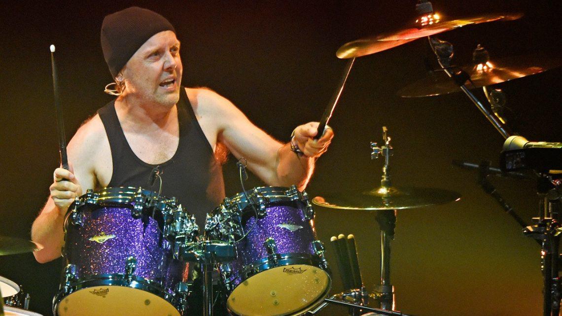 Το Frantic των Metallica με σκουπιδοτενεκέ αντί για ταμπούρο είναι πολύ κοντά στον πραγματικό ήχο - Roxx.gr