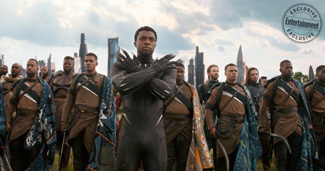 To Black Panther έγινε η πρώτη superhero ταινία με υποψηφιότητα για το κορυφαίο όσκαρ! - Roxx.gr