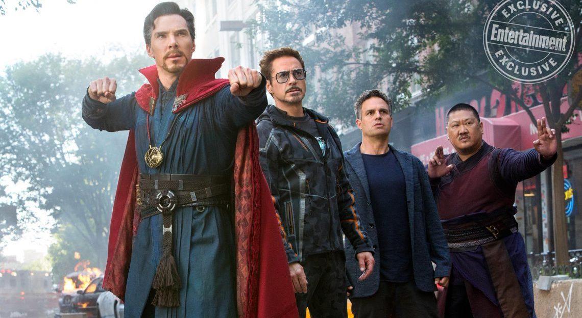O Thanos κάνει ντου στις νέες φωτογραφίες από το Infinity War των Avengers - Roxx.gr