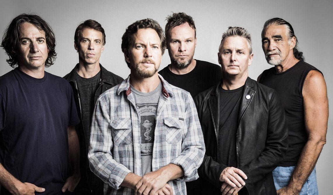 Ακούστε το νέο τραγούδι των Pearl Jam - Roxx.gr