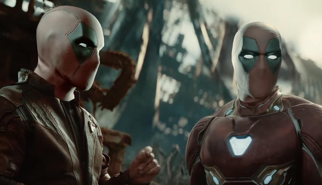 Ο Deadpool κάνει τρελό ντου στο trailer του Infinity War των Avengers - Roxx.gr
