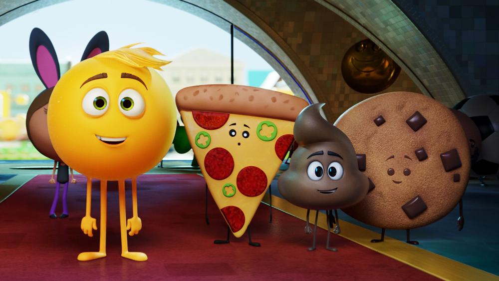 To Emoji Movie σάρωσε στα Χρυσά Βατόμουρα! - Roxx.gr
