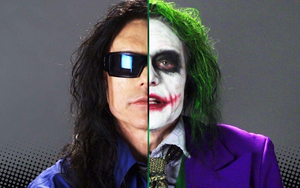Ο θεούλης Tommy Wiseau κάνει οντισιόν για τον ρόλο του Joker - Roxx.gr