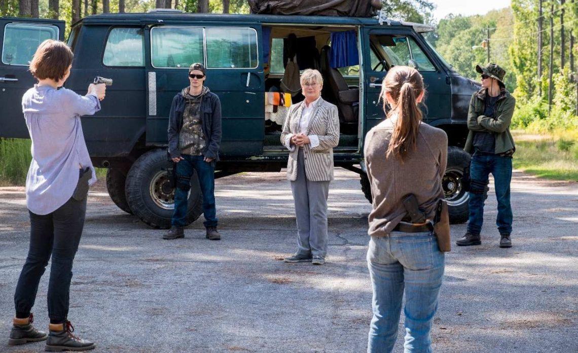 Όλα όσα πρέπει να ξέρετε για τη μυστηριώδη γυναίκα που εμφανίστηκε στο Walking Dead - Roxx.gr