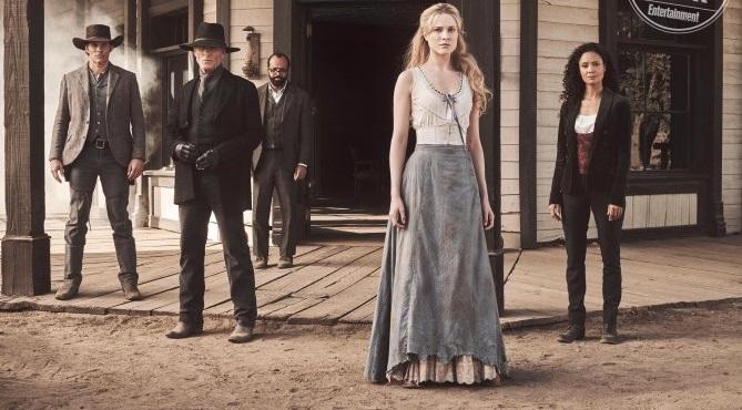 Τι παίζει με την Ντολόρες σε αυτή τη φωτογραφία από τη δεύτερη σεζόν του Westworld; - Roxx.gr
