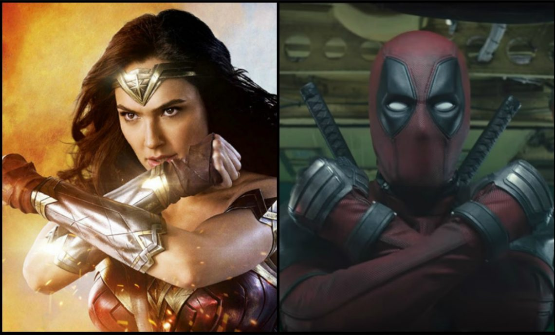 H Wonder Woman κατηγορεί τον Deadpool για «κλοπή»! - Roxx.gr