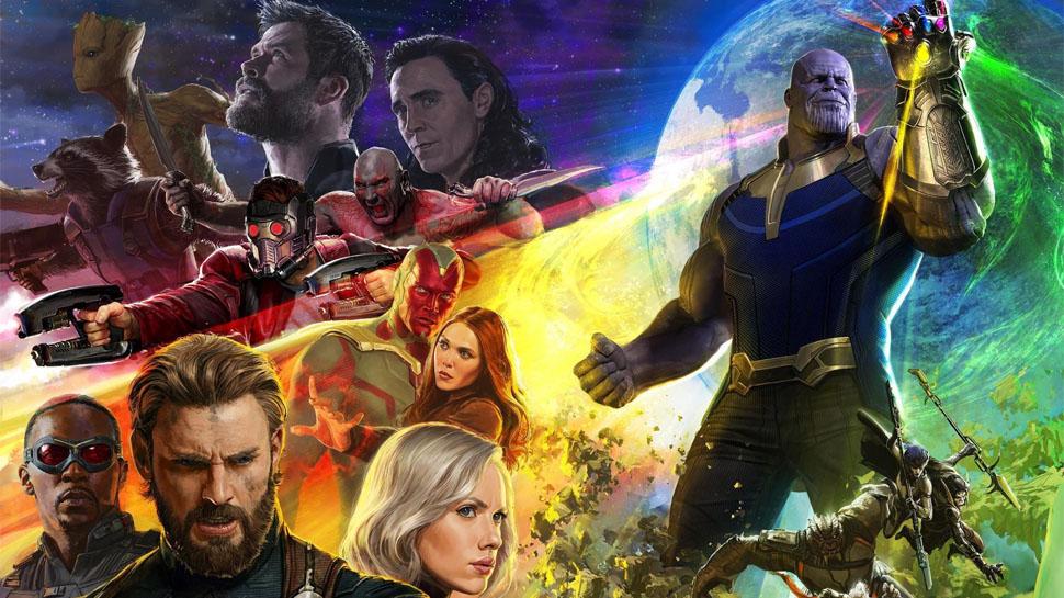 Ο Thanos βγήκε παγανιά: Άφησε πίσω του στάχτες στο Infinity War - Roxx.gr