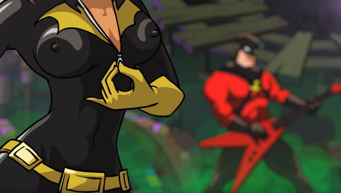 Επιτέλους: Ο μεταλάς Batman επέστρεψε και προσπαθεί να αναστήσει τον Joker! - Roxx.gr