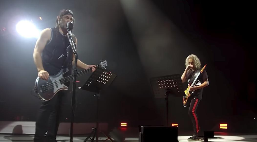 Οι Metallica έπαιξαν Celtic Frost στη Γενεύη! - Roxx.gr