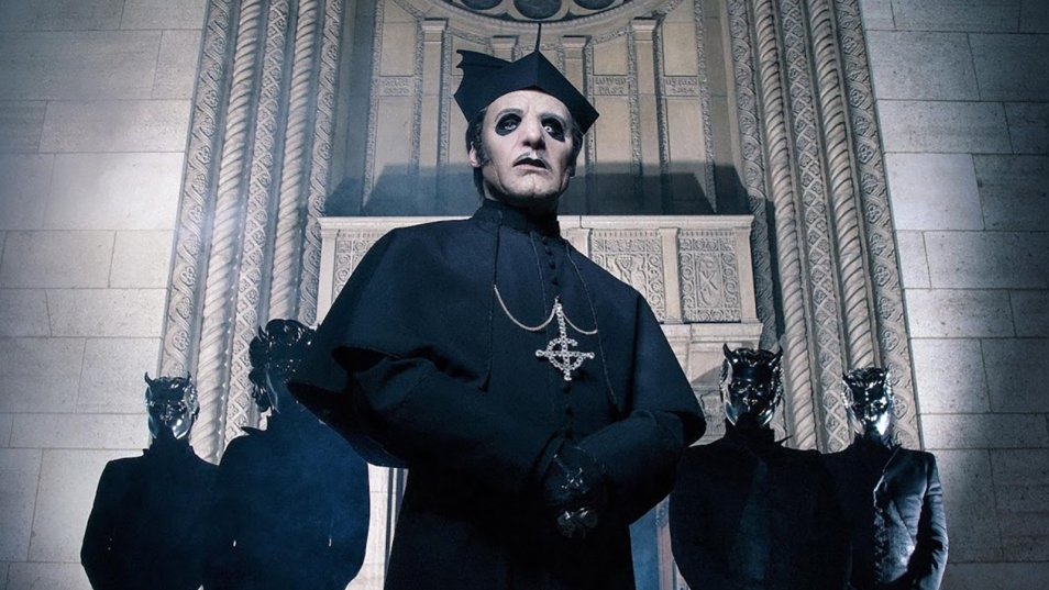 Ακούστε το νέο τραγούδι των Ghost και δείτε Hammet, Anselmo και άλλους να γουστάρουν! - Roxx.gr