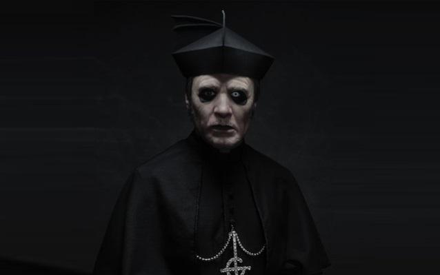 Ανατροπή στους Ghost – Τέλος ο Papa Emeritus ανέλαβε ο Καρδινάλιος! - Roxx.gr