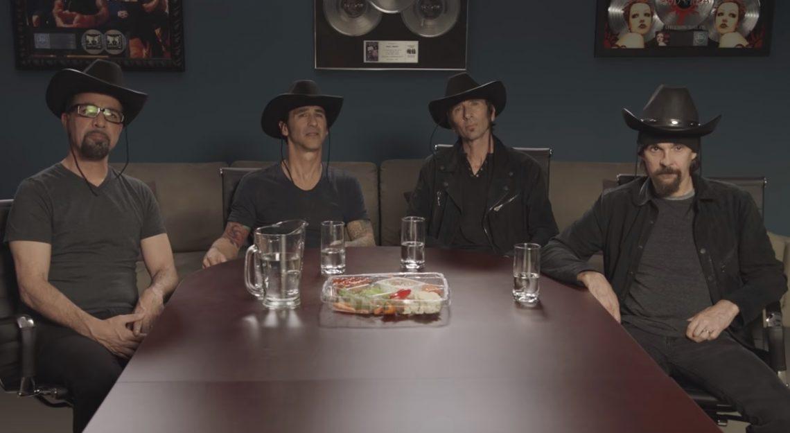 To νέο βίντεο των Godsmack έχει διάρκεια δέκα ολόκληρα λεπτά! - Roxx.gr