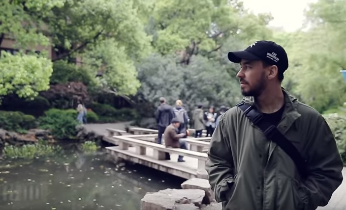 Mike Shinoda: Αυτό είναι το νέο του single - Roxx.gr