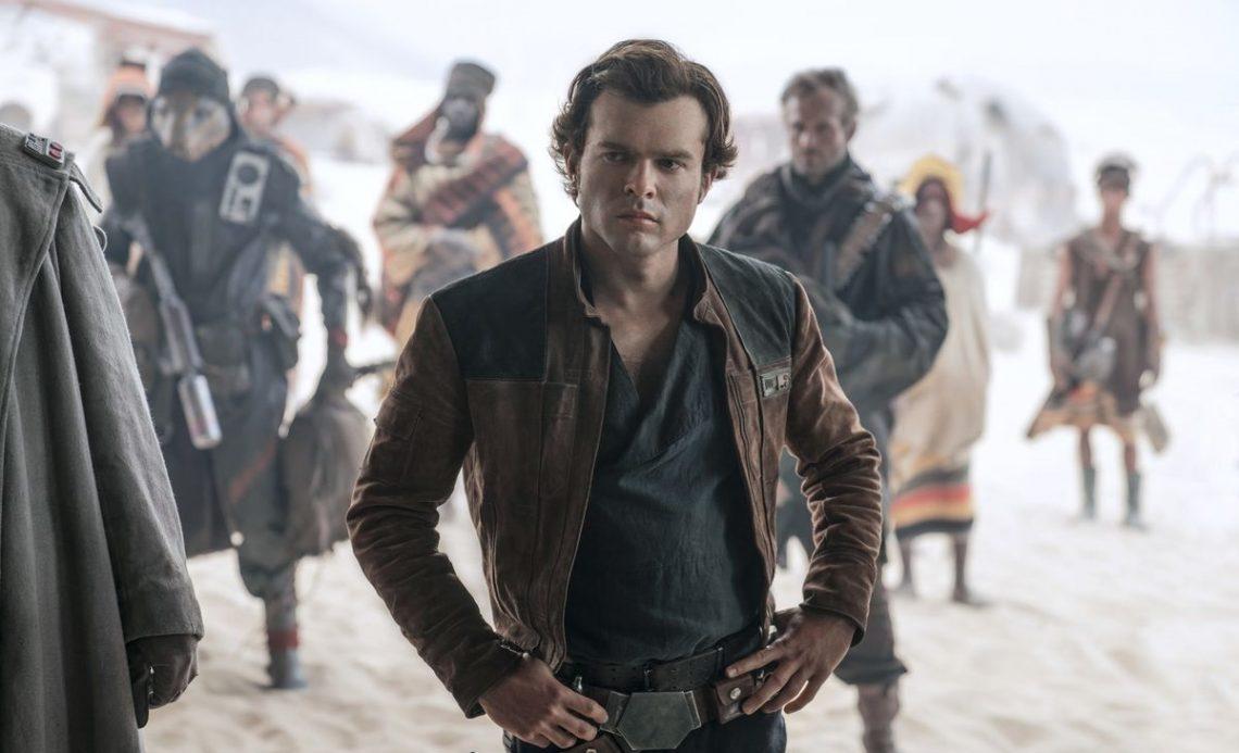 Λίγο πριν βγει στις αίθουσες το πρώτο ολοκληρωμένο trailer για την ταινία του Han Solo είναι εδώ - Roxx.gr