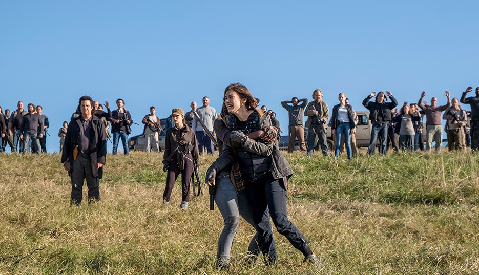 Πάμε για εμφύλιο πόλεμο στο Walking Dead; - Roxx.gr