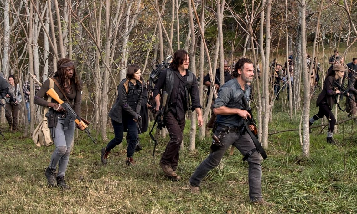 Ο πόλεμος επιτέλους τελειώνει στο φινάλε του Walking Dead την Κυριακή - Roxx.gr