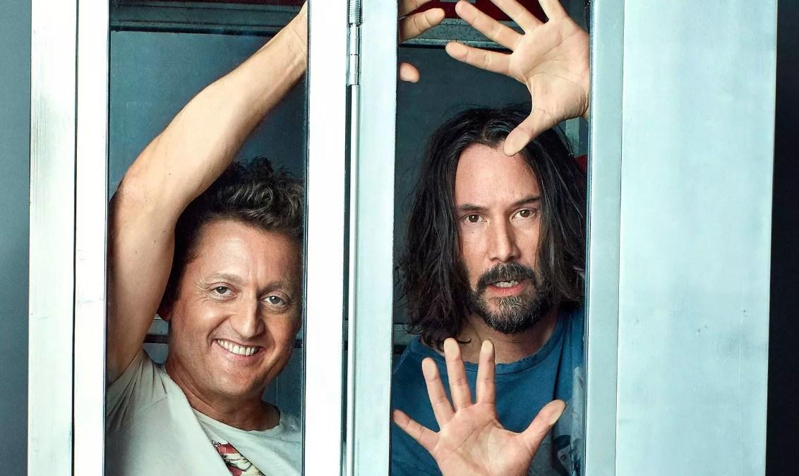Είναι επίσημο: Ο Bill και ο Ted θα επιστρέψουν 27 χρόνια μετά με την τρίτη ταινία! - Roxx.gr