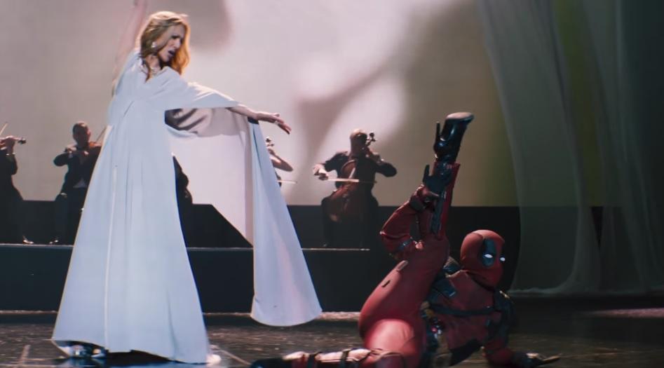Κλάμα: H Celine Dion μαζί με τον Deadpool σε βίντεο από το soundtrack - Roxx.gr