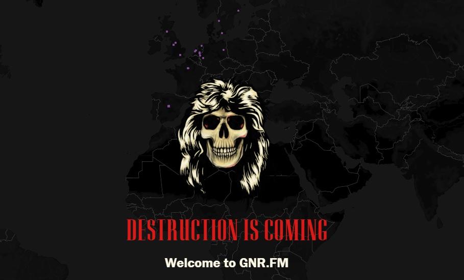 Έρχεται μεγάλη ανακοίνωση από τους Guns N Roses την Παρασκευή! - Roxx.gr