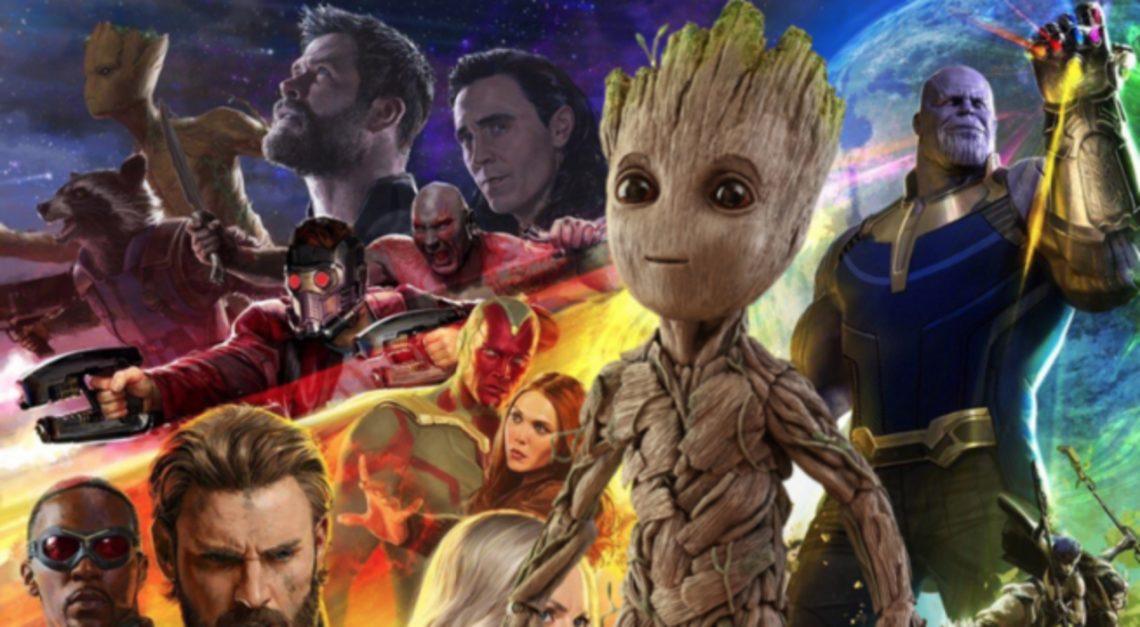 Αυτή ήταν η ατάκα του Groot στο φινάλε του Infinity War - Roxx.gr