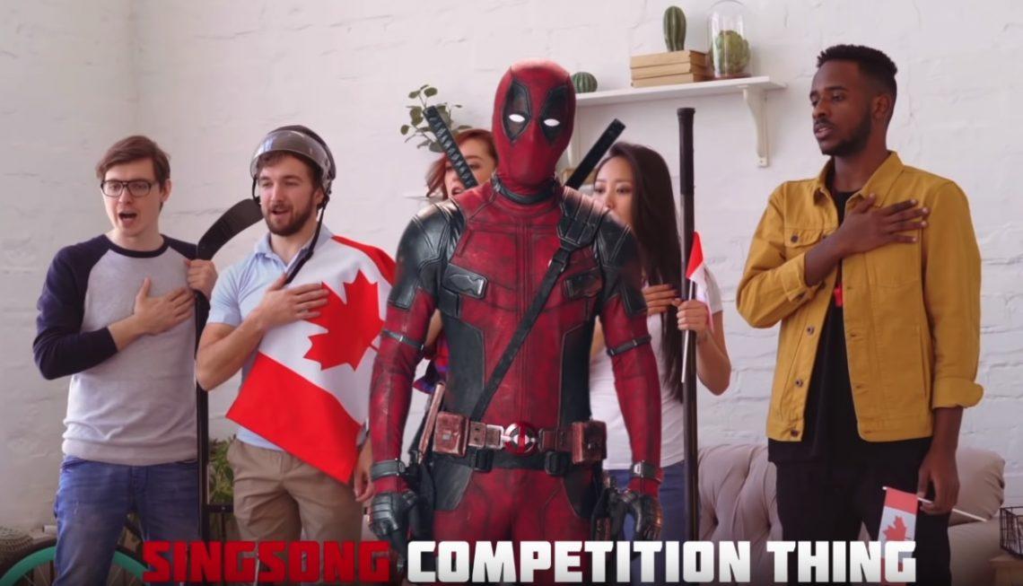 O Deadpool απειλεί την Ευρώπη για τη Eurovision! - Roxx.gr