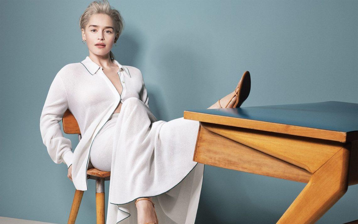Εμίλια Κλαρκ: «Η τελευταία μου σκηνή στο Game of Thrones με γαμ…» - Roxx.gr