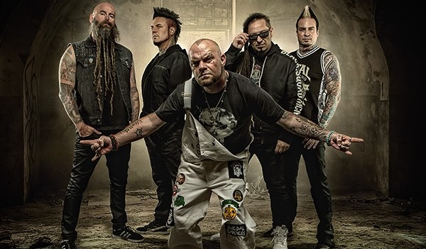 "Five Finger Death Punch premiere new song ""When the Seasons Change"" - Roxx.gr"