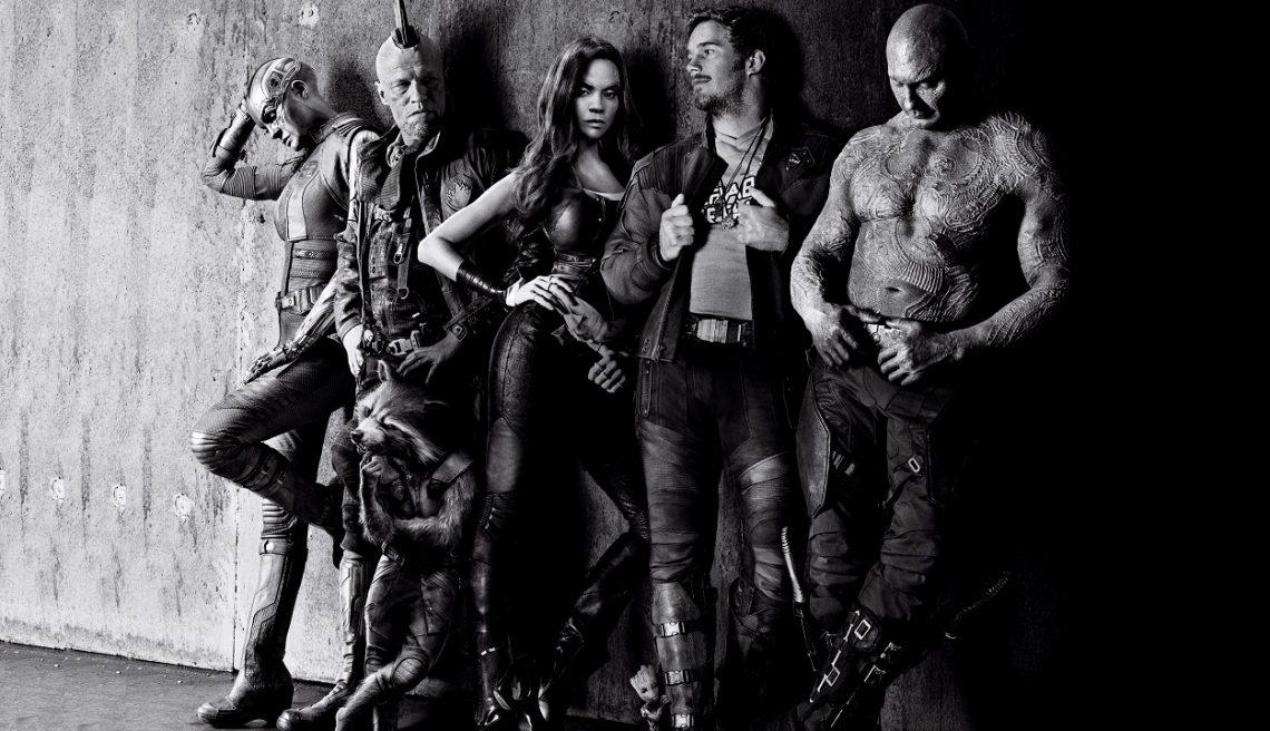 Στο πλευρό του απολυμένου σκηνοθέτη οι πρωταγωνιστές του Guardians of the Galaxy - Roxx.gr