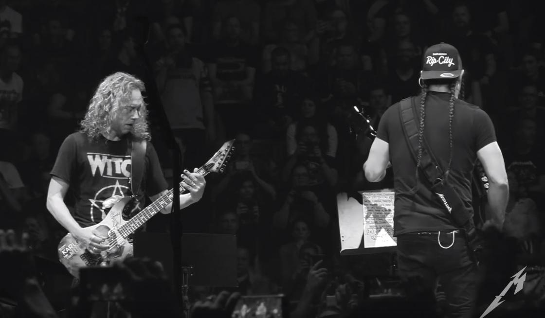 Οι Metallica έπαιξαν το Final Countdown στη Σουηδία! - Roxx.gr