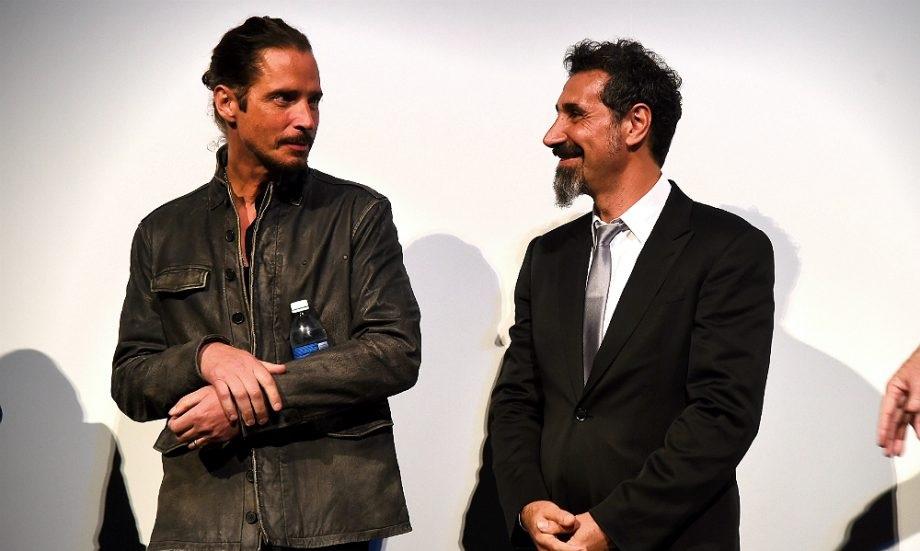 Serj Tankian για Chris Cornell: «Μου λείπεις αδελφέ» - Roxx.gr