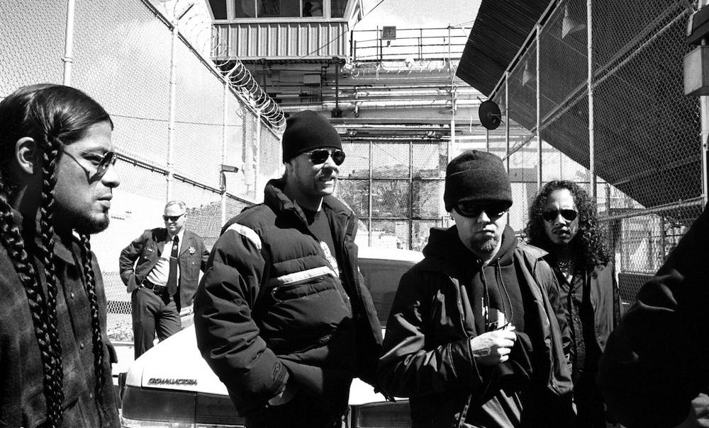 15 χρόνια από το σοκ του St. Anger των Metallica - Roxx.gr