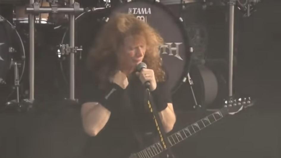 To «My last words» έπαιξαν οι Megadeth για να τιμήσουν τη μνήμη του Vinnie Paul - Roxx.gr