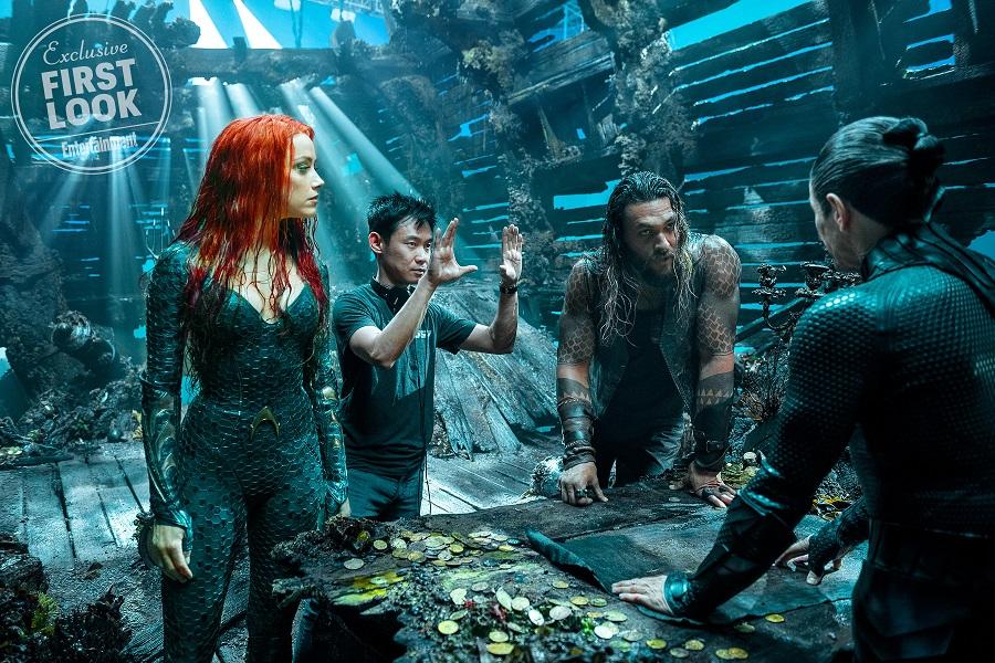 Μάθαμε πότε θα δούμε επιτέλους το πρώτο trailer του Aquaman - Roxx.gr