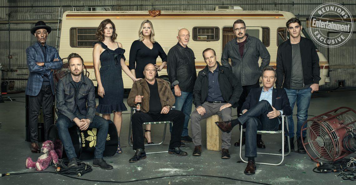 Οι πρωταγωνιστές του Breaking Bad ξανά μαζί! - Roxx.gr