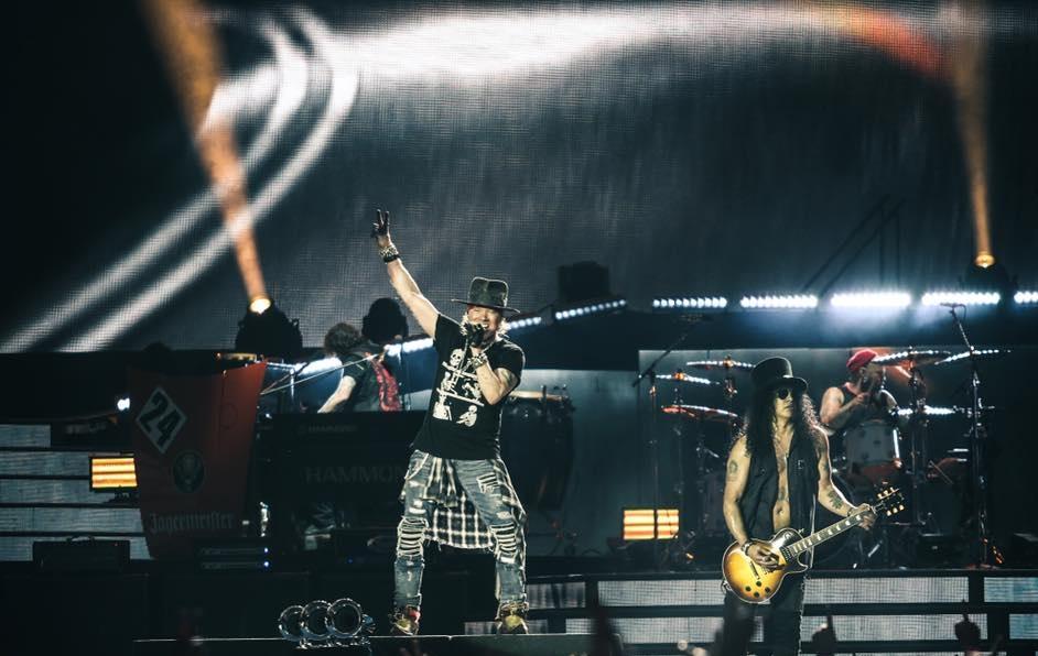 Οι Guns N' Roses έπαιξαν για πρώτη φορά Velvet Revolver - Roxx.gr