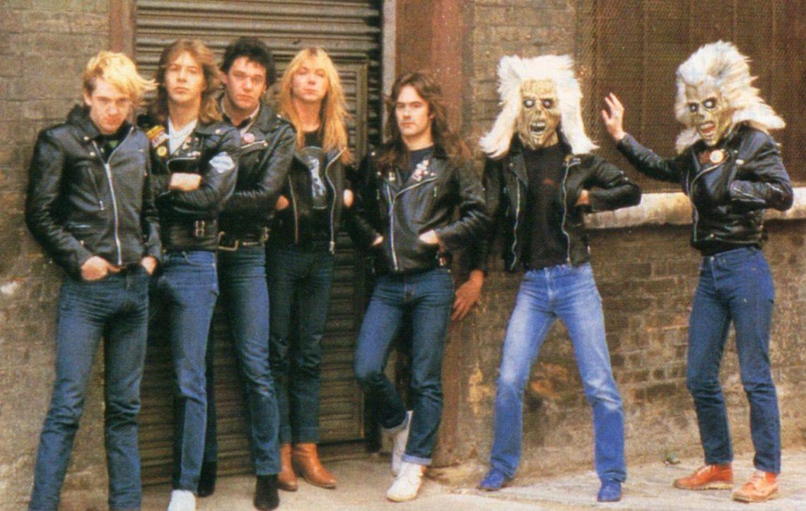 Αστεία αγωγή στους Maiden για στίχους των δύο πρώτων άλμπουμ! - Roxx.gr