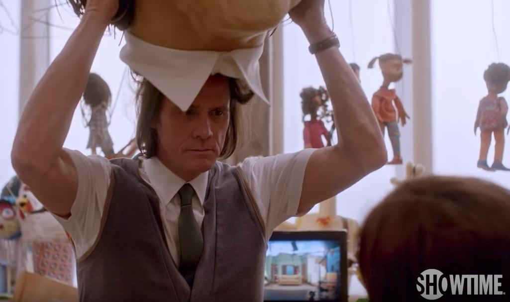 To trailer για τη σειρά του Τζιμ Κάρεϊ από τον δημιουργό της «Αιώνιας Λιακάδας» - Roxx.gr