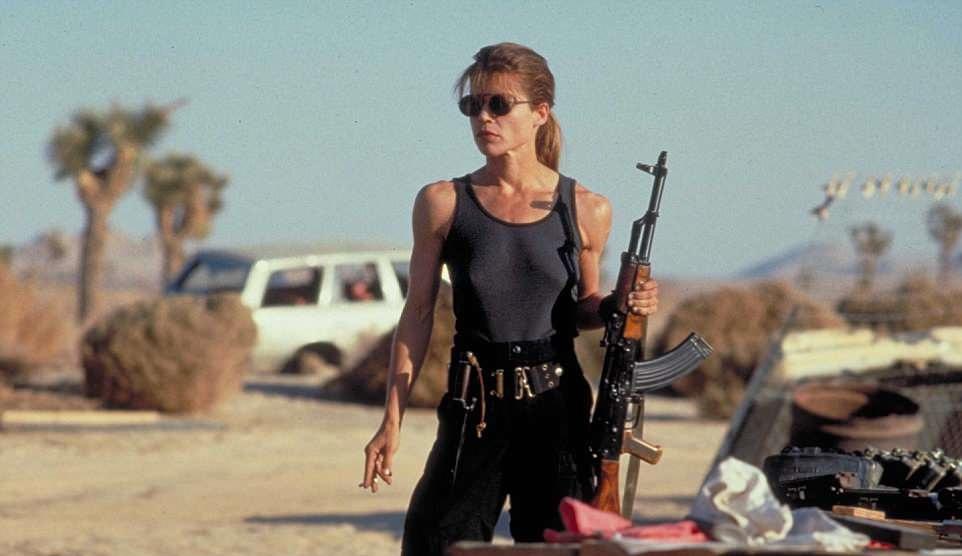 H Λίντα Χάμιλτον είναι ξανά η Σάρα Κόνορ στο νέο Terminator! - Roxx.gr