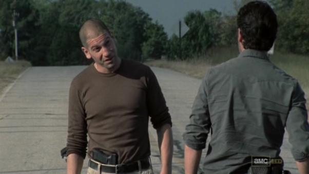 Τι δουλειά έχει ο Shane στα γυρίσματα του Walking Dead; - Roxx.gr