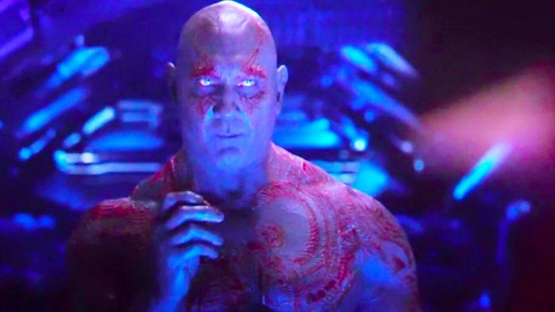 Μακάρι να ήταν αληθινή αυτή η ταινία για τον Drax - Roxx.gr