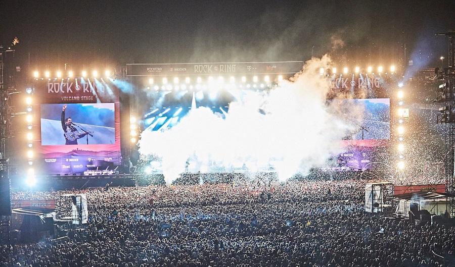 Δείτε ολόκληρη την εμφάνιση των Muse στο Rock am Ring - Roxx.gr