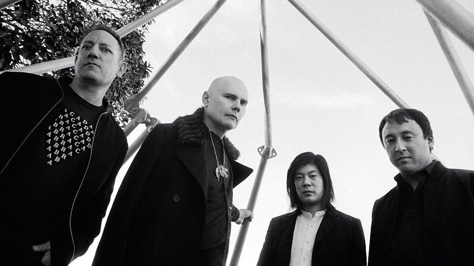Βαράνε καλά στην επιστροφή τους οι Smashing Pumpkins - Roxx.gr