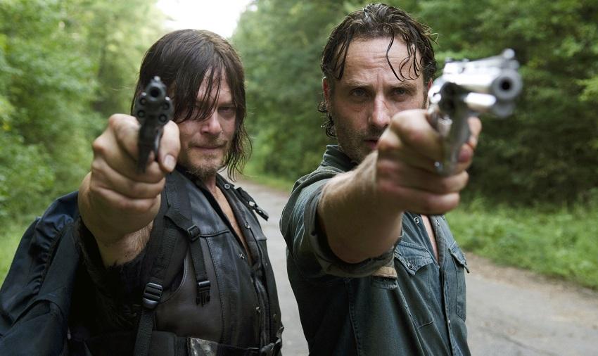 Νέο μυστήριο στο Walking Dead με αινιγματικό tweet - Roxx.gr
