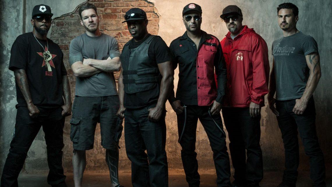Ακούστε το νέο τραγούδι των Prophets of Rage - Roxx.gr