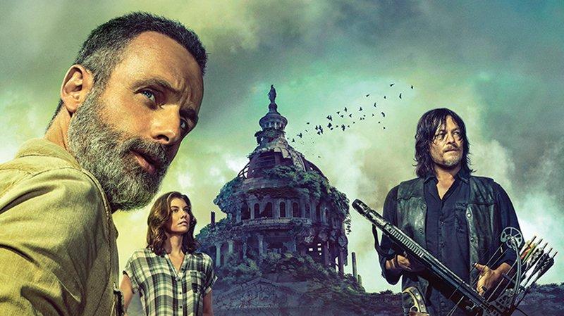 Το trailer για την 9η σεζόν του Walking Dead κάνει άλμα στον χρόνο - Roxx.gr