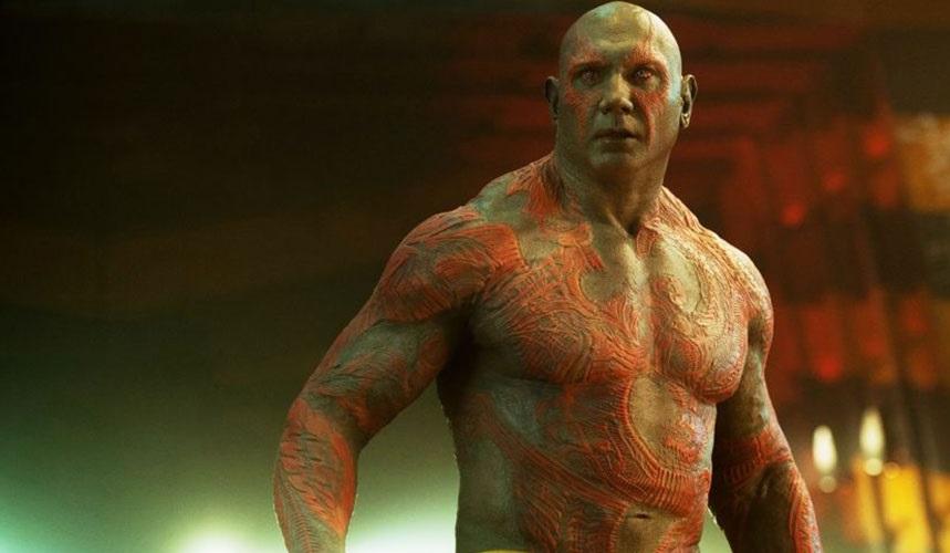 Φουλ επίθεση του Drax στη Disney για την απόλυση του James Gunn από το Guardians of the Galaxy - Roxx.gr